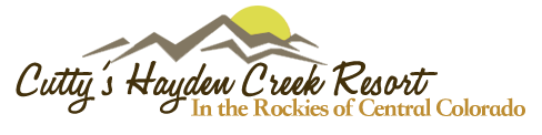 Cutty's Hayden Creek Resort Logo